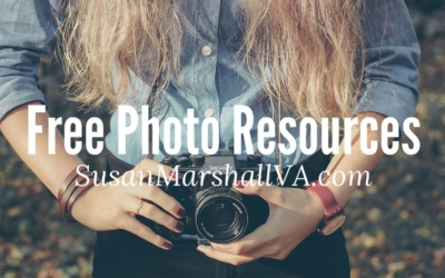 Free Resources for High Resolution Photos
