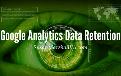 Update Your Google Analytics Data Retention Settings