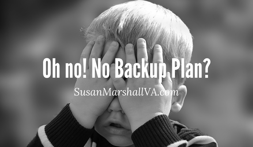 Why You Should Know Your WordPress Website Backup Plan